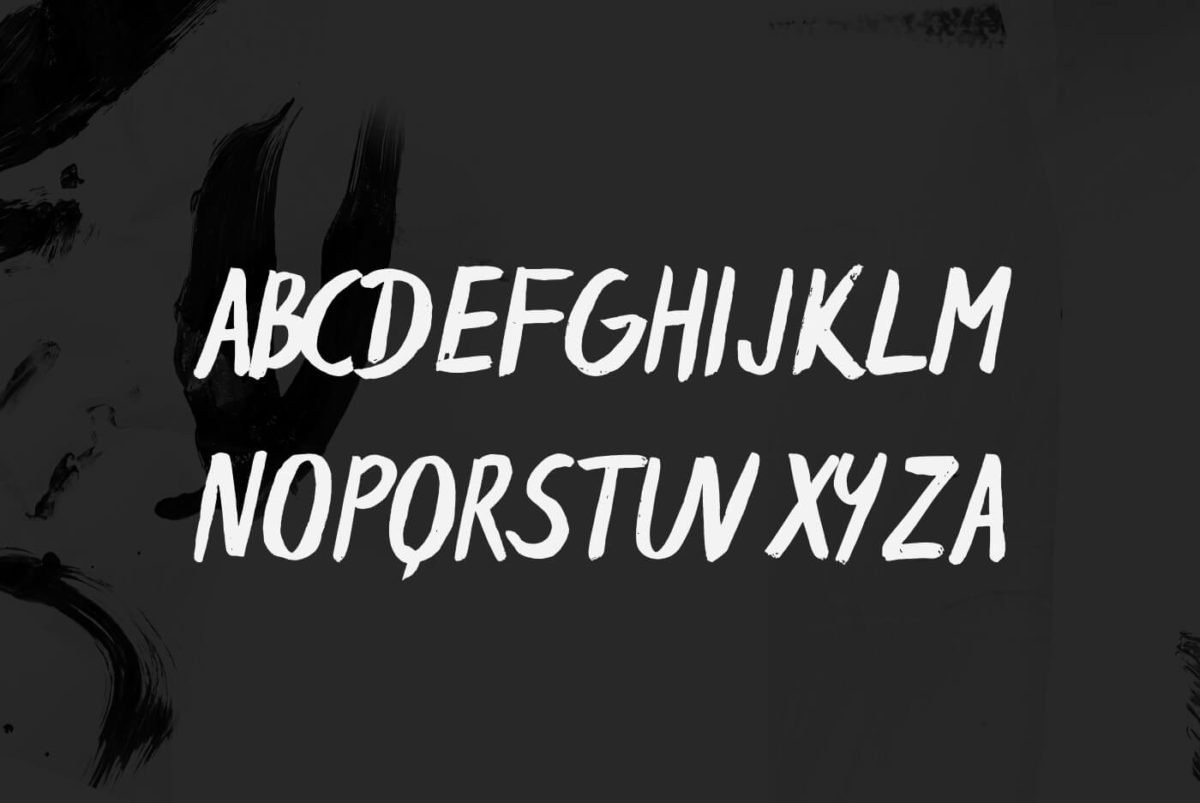 Espa Free Handwriting Brush Font