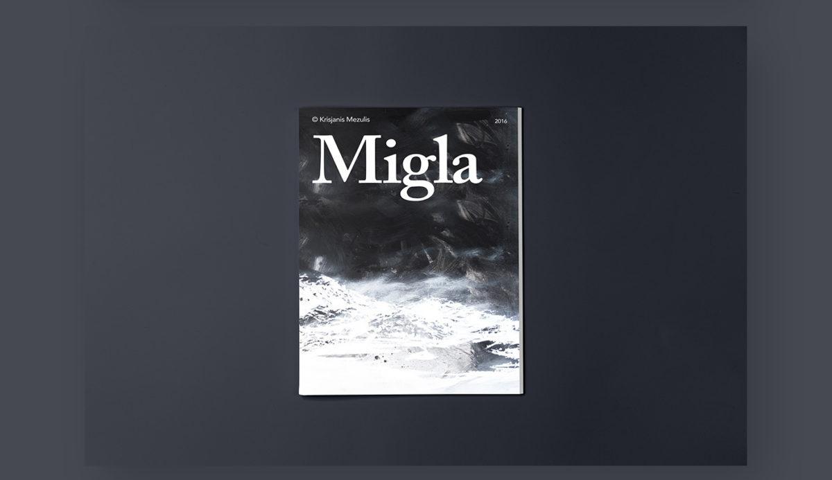 Magazine mockup – Migla