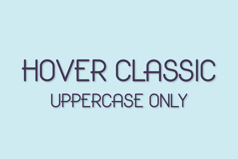Hover_CLASSIC_font_presentation_3 - Wildpicks Design Fonts