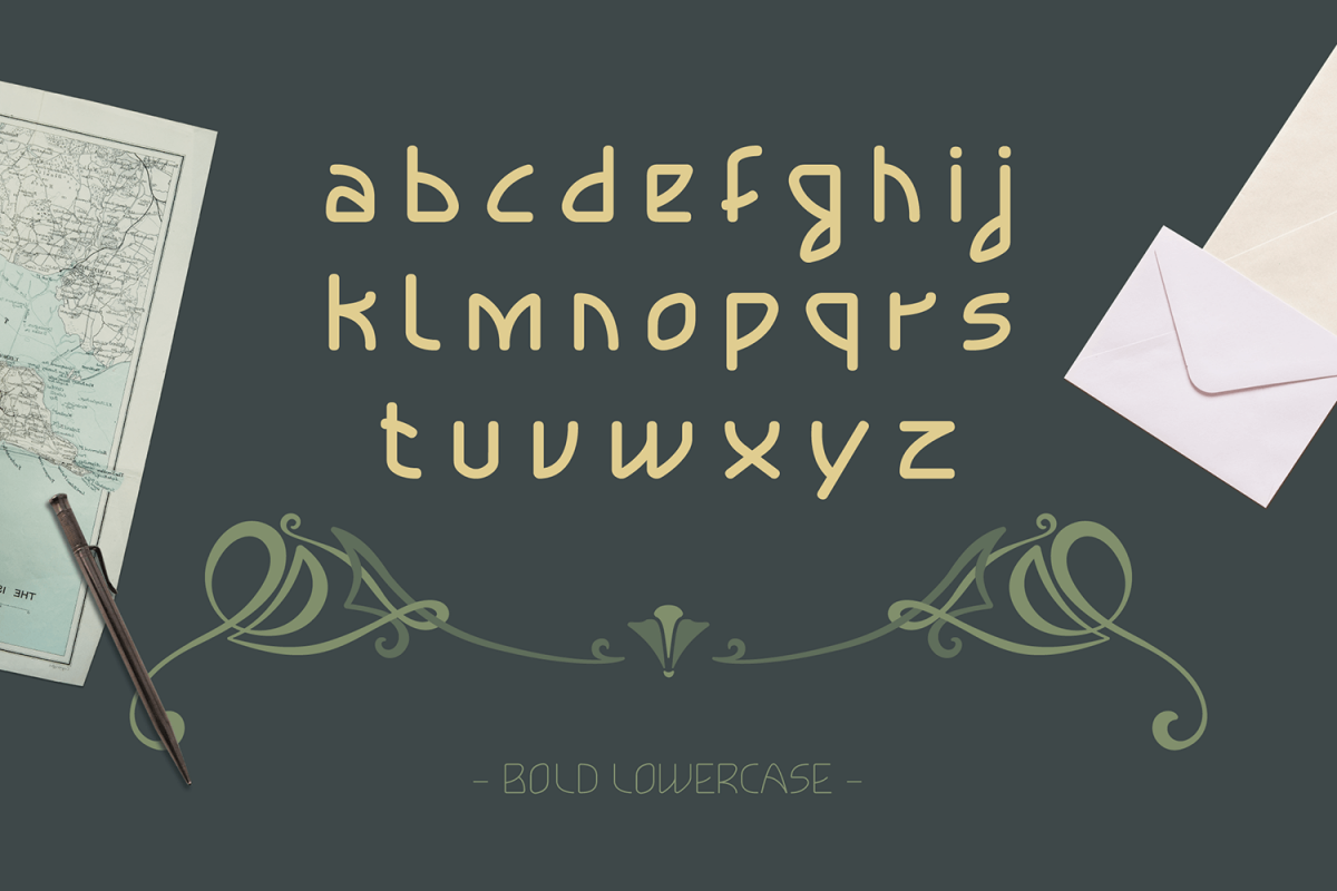 Lokka Extended Font