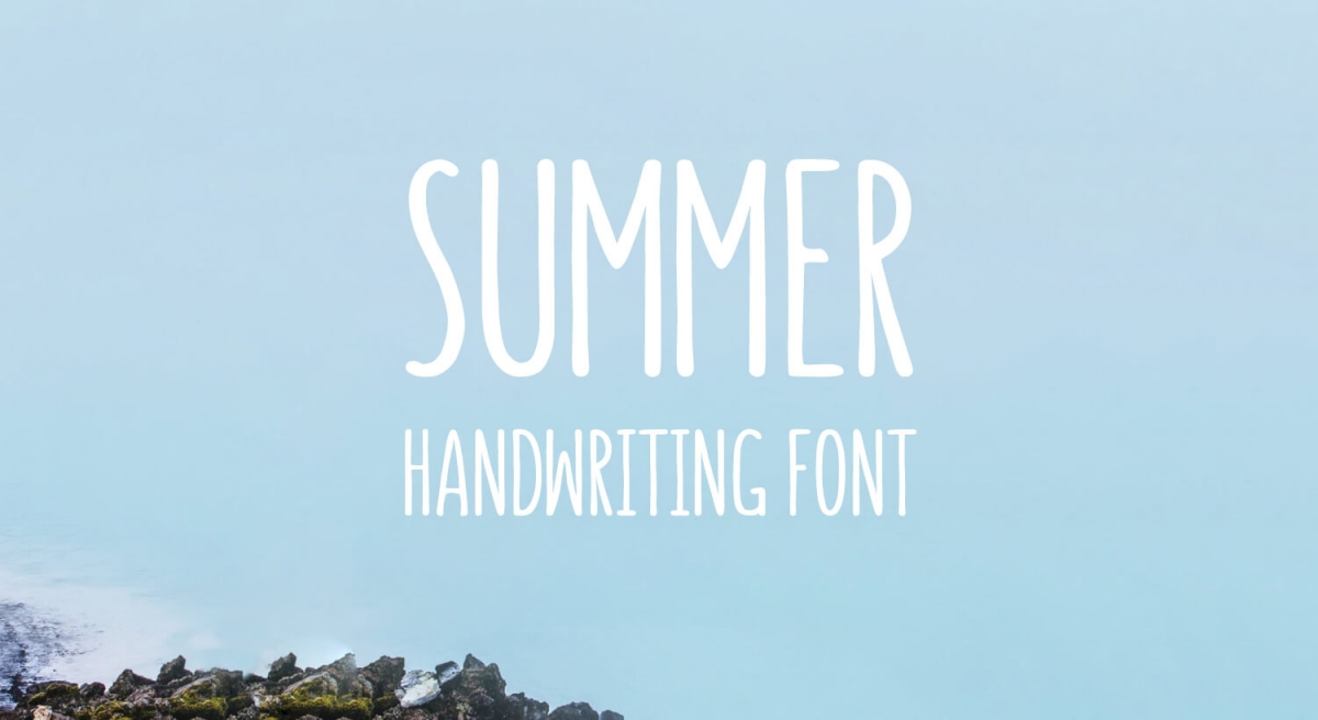 The Summer Heat Font Bundle